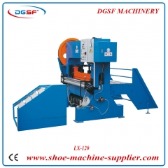 large microcomputer automatic feeding punching machine LX-120