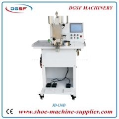 Double-Colour Pearl & Nail Riveting Machine JD-136D